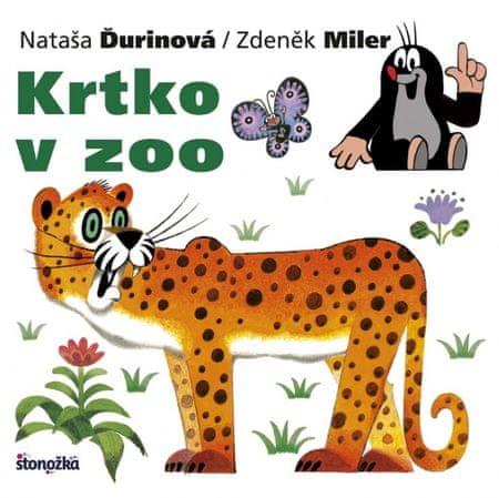 Ďurinová, Zdeněk Miler Nataša: Krtko v zoo
