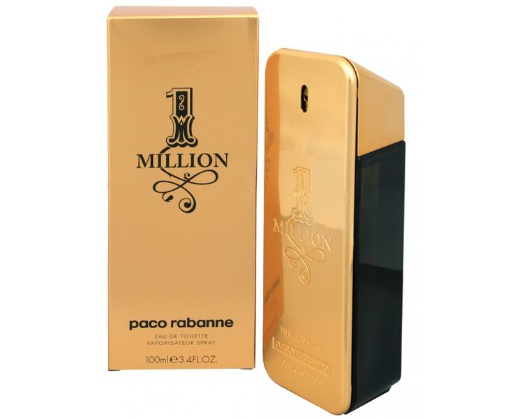 Paco Rabanne 1 Million - EDT 100 ml