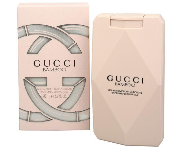 Gucci Gucci Bamboo - sprchový gel 200 ml