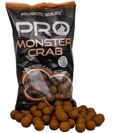 Starbaits Boilie Probiotic Monster Crab 2,5 kg, 20 mm