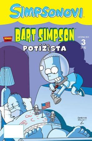 Groening Matt: Simpsonovi - Bart Simpson 3/2013 - Potížista