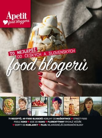 Apetit food bloggers - To nejlepší od českých a slovenských food blogerů