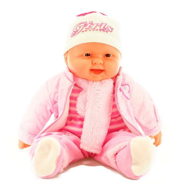Lamps Miminko velké - holka - růžová
