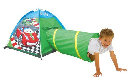 iPlay igralni šotor Avto, s tunelom
