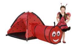 iPlay Namiot biedroka z tunelem