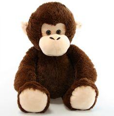 Lamps Plyš Opice 60 cm
