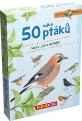 Mindok 50 vtákov