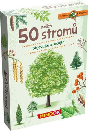 Mindok 50 stromů