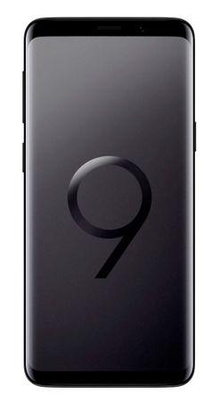 SAMSUNG Galaxy S9, 64GB, Čierna