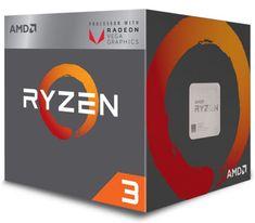 AMD procesor Ryzen 3 2200G s hladilnikom Wraith Stealth 65W (YD2200C5FBBOX)