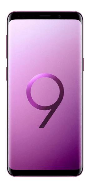 Samsung Galaxy S9, 64GB, Fialová