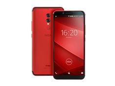 NOA pametni telefon ELEMENT N8, rdeč + NOA Premium Care garancija