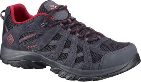COLUMBIA Buty męskie Canyon Point Black Mountain Red 42,5