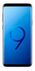 SAMSUNG Galaxy S9+, Dual SIM 64GB, Kék
