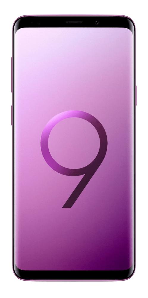 Samsung Galaxy S9+, 6GB/64GB, Fialová