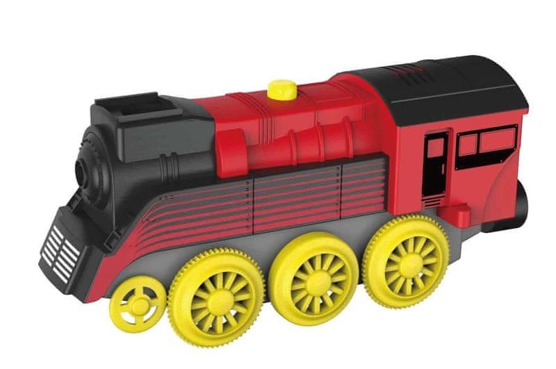 Maxim Elektrická lokomotiva - nákladní