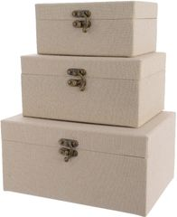 Kaemingk Set 3 krabic s víkem