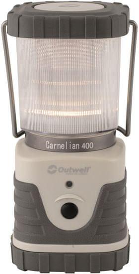 Outwell fenjer Carnelian 400 Lantern Cream White
