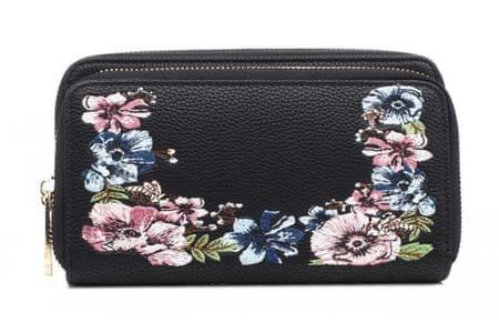 Bessie London ženska denarnica, črna