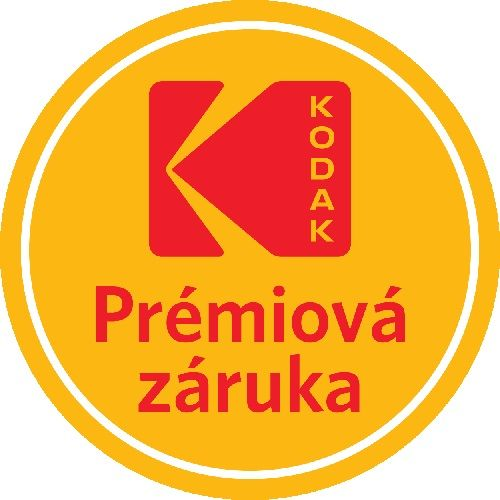 Kodak prémiová záruka