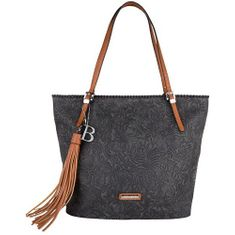 Bulaggi Dámská kabelka Jamie Shopper Black 30483-10