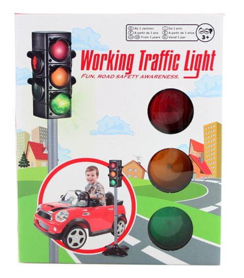 Lamps Světelný semafor baterie