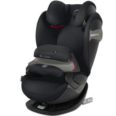 CYBEX fotelik samochodowy Pallas S-fix 2018, lavastone black