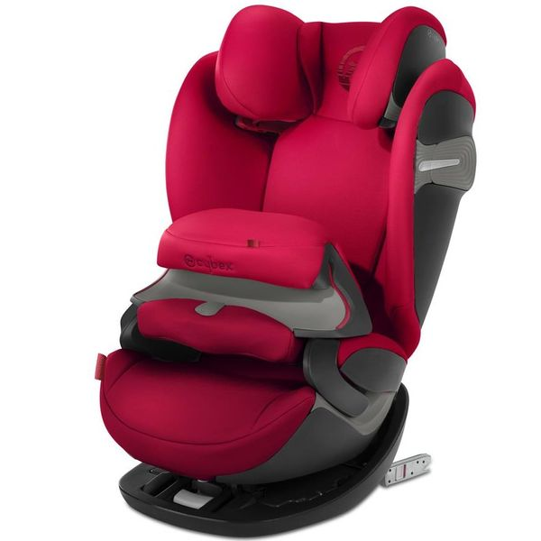 Cybex Pallas S-fix 2018, Rebel Red