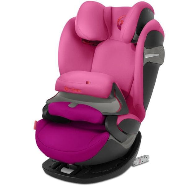 Cybex Pallas S-fix 2018, Passion Pink