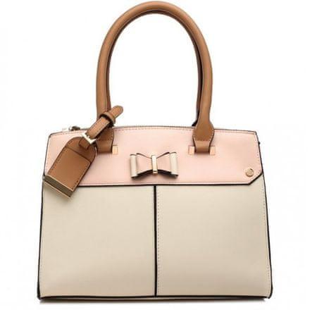 Bessie London ženska torbica, bež