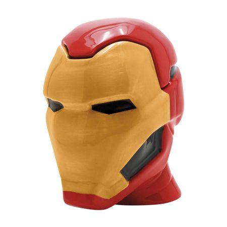 Hrnek Iron-Man 3D měnící se (450 ml)