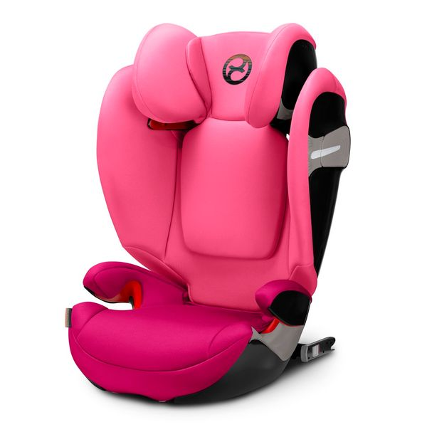Cybex Solution S-fix 2018, Passion Pink