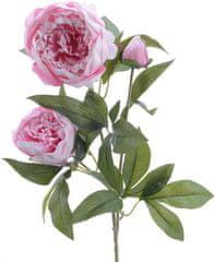 Kaemingk Pivonka 72 cm, ružová