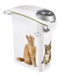 Curver kontejner na suché krmivo 10 kg kočka
