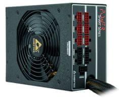 Chieftec modularni napajalnik Power Smart 1250 W Gold ATX