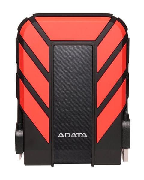"""Adata HD710P 1TB External 2.5"""" HDD 3.1 červený (AHD710P-1TU31-CRD)"""