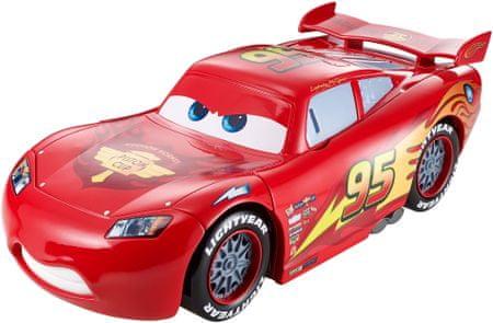 Mattel Cars 3 Blesk McQueen 50 cm