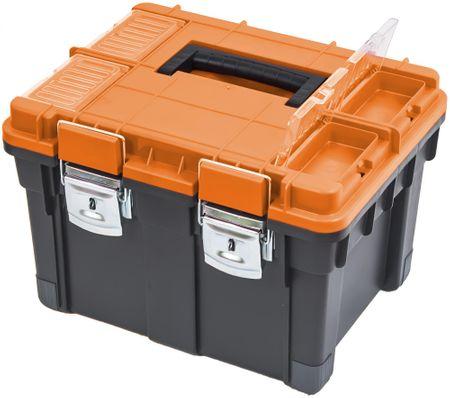 PATROL Kufor na náradie HD Compact Logic oranžový