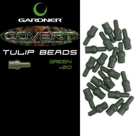 Gardner Zarážky Covert Tulip Beads Zelené