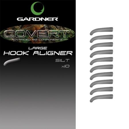 Gardner Rovnátka Na Háček Covert Hook Aligner Large Green