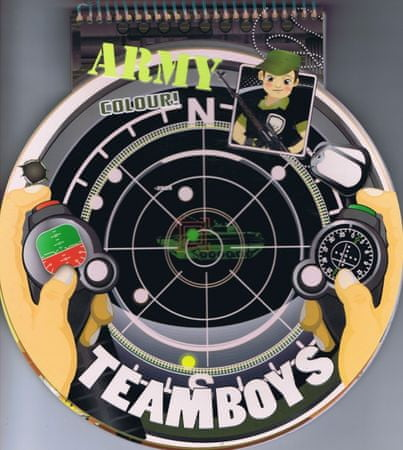 autor neuvedený: Teamboys Army Colour! – hľadač radaru