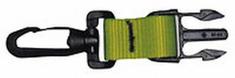 SOPRASSUB Karabina-plast samec s plastovou karabinou