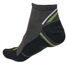 CRV Ponožky Wray krátke sivá 43-44