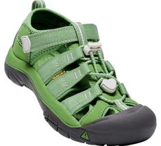 KEEN Sandały dziecięce Newport H2, fluorite green