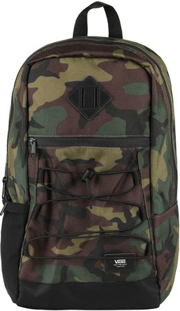 Vans MN Snag Backpack Classic Camo OS  b97bf8d72c