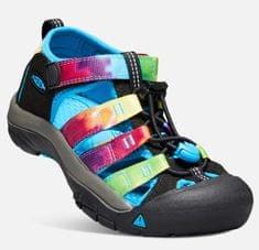 KEEN Newport H2, rainbow tie dye