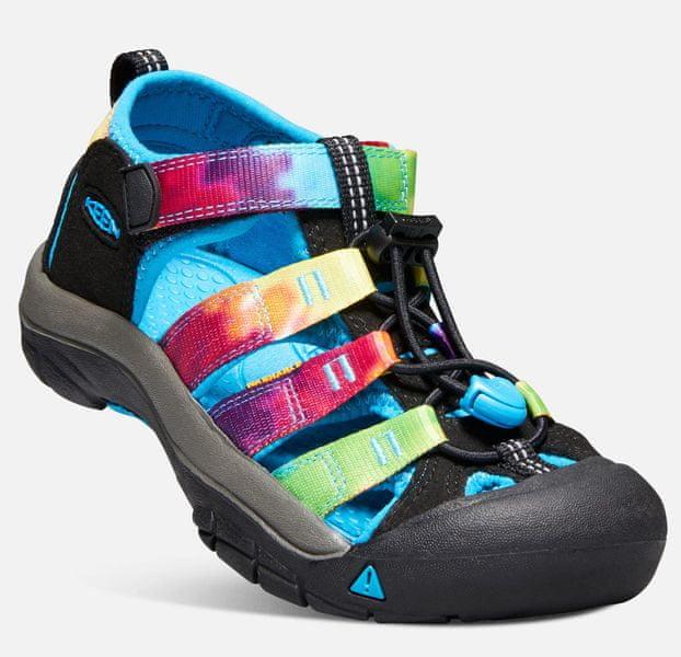 KEEN Newport H2, rainbow tie dye US 8 (24 EU)