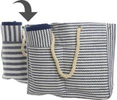 Kaemingk Plážová taška s podložkou, tlusté proužky