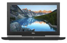 DELL prenosnik Inspiron 7577 i7-7700HQ/16GB/SSD 512GB+1TB/15,6UHD/GTX1060 6GB/Linux, črn (5397184071410)