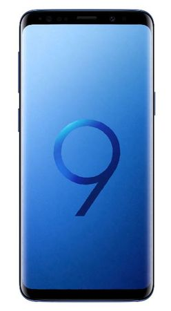 Samsung GSM telefon Galaxy S9 64 GB, Coral Blue